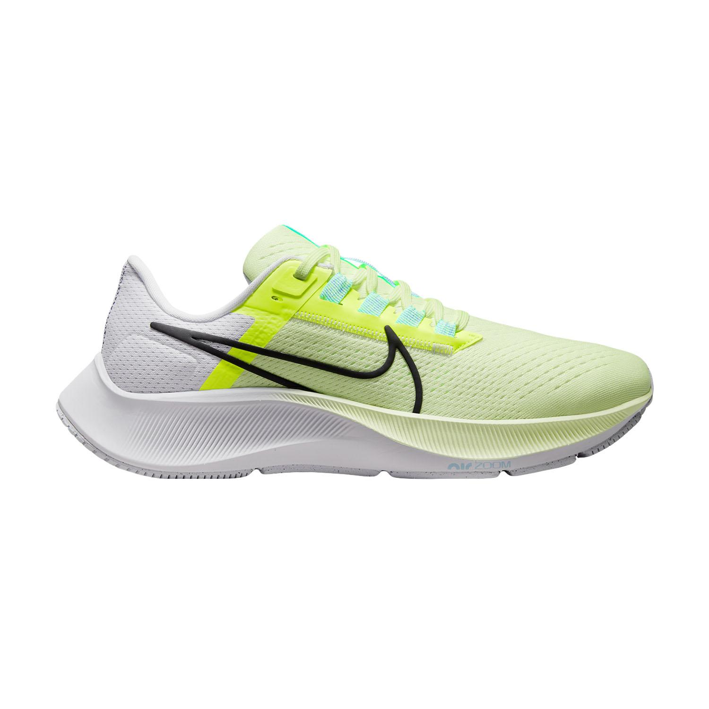 Nike Air Zoom Pegasus 38 - Barely Volt/Black/Volt/Aurora Green