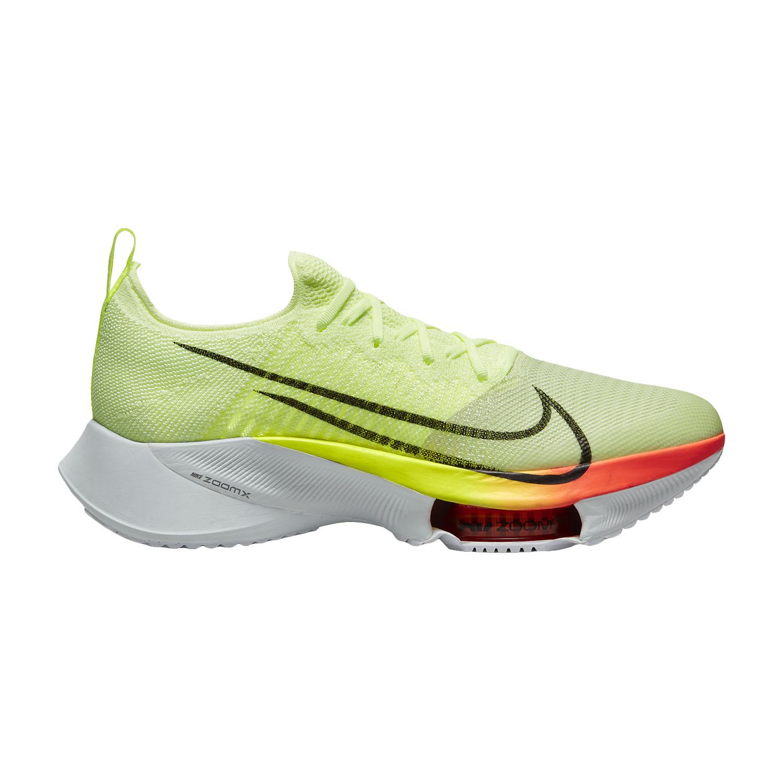 Nike Air Zoom Tempo Next% - Barely Volt/Black Volt/Hyper Orange