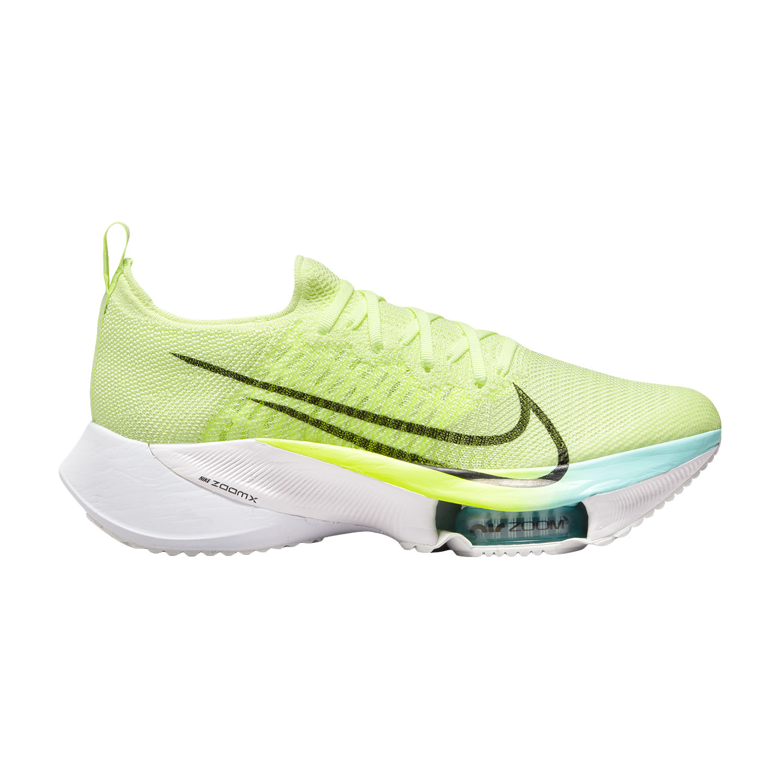 Nike Air Zoom Tempo Next% - Barely Volt/Black/Volt/Aurora Green