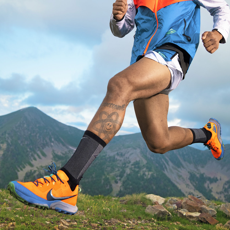 Nike Air Zoom Terra Kiger 7 - Total Orange/Obsidian/Signal Blue