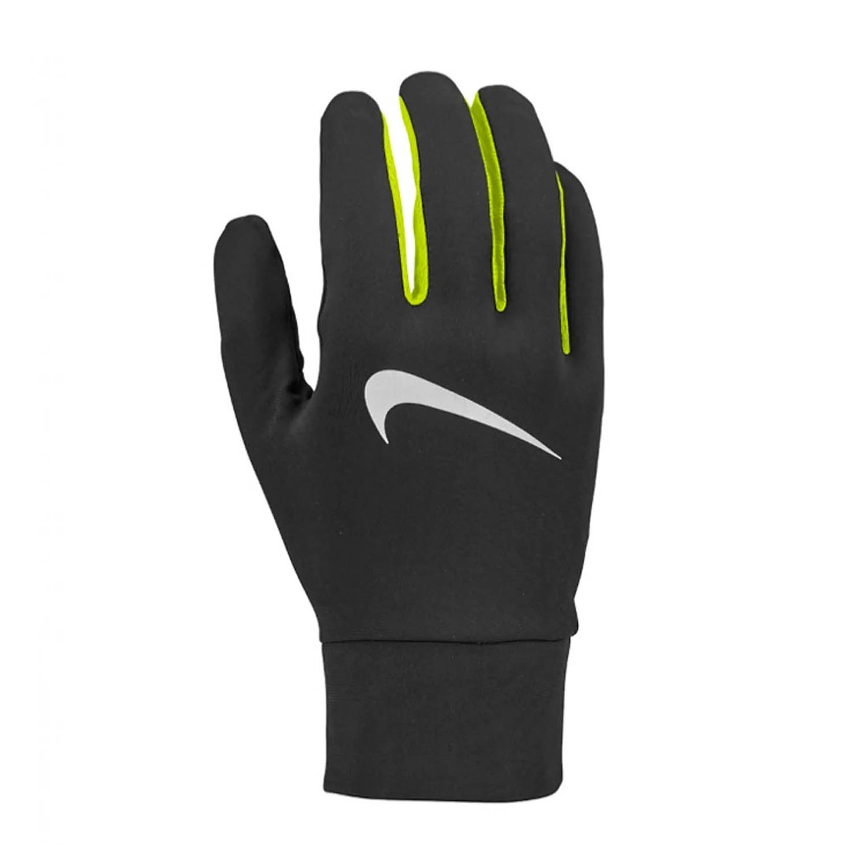Nike Lightweight Tech Guanti - Black/Volt/Silver