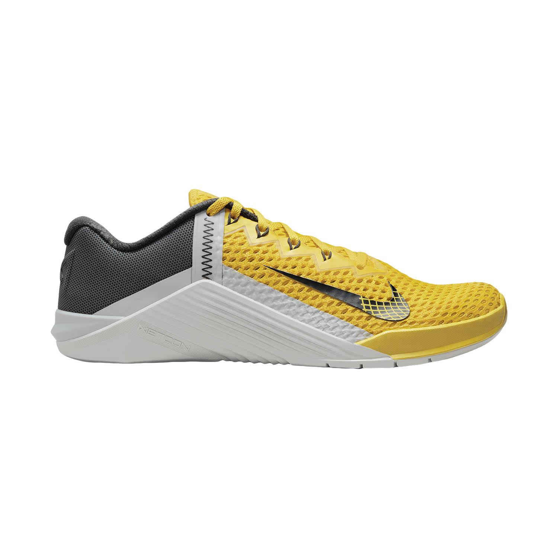 Nike Metcon 6 - Bright Citron/Dark Smoke Grey/Grey Fog