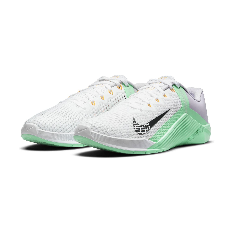 Nike Metcon 6 - White/Dark Smoke Grey/Infinite Lilac