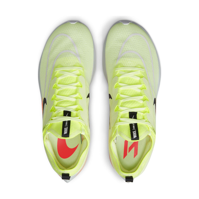 Nike Zoom Fly 4 - Barely Volt/Black/Hyper Orange Volt