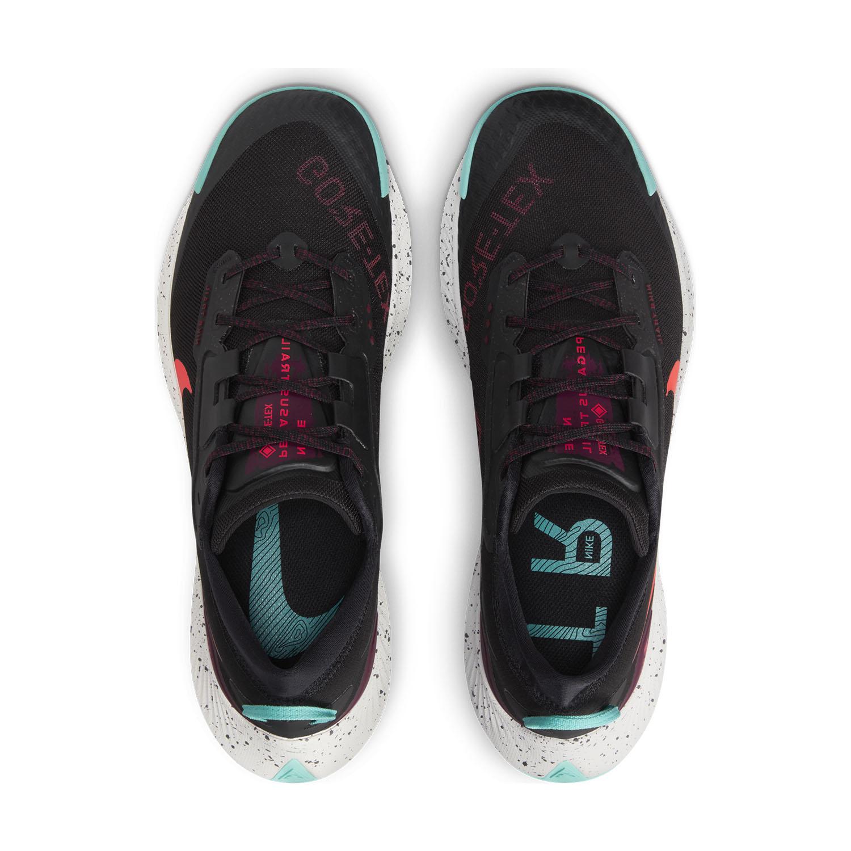 Nike Pegasus Trail 3 GTX - Black/Bright Crimson/Dark Beetroot