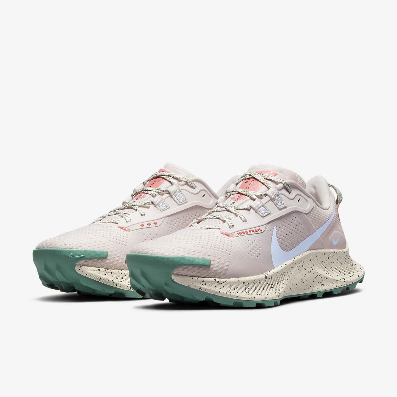 Nike Pegasus Trail 3 - Light Soft Pink/Aluminum/Magic Ember