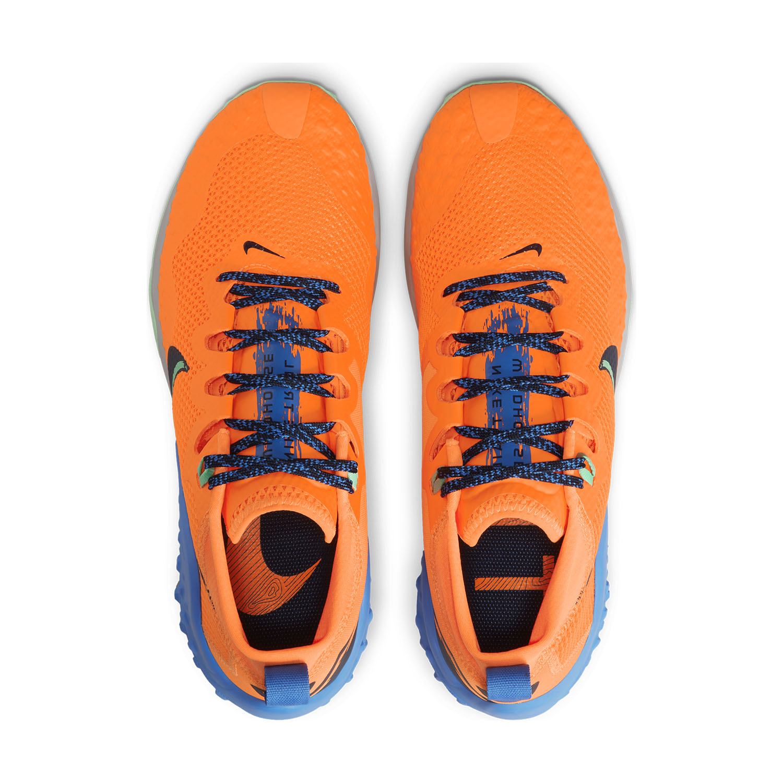 Nike Wildhorse 7 - Total Orange/Obsidian/Green Glow