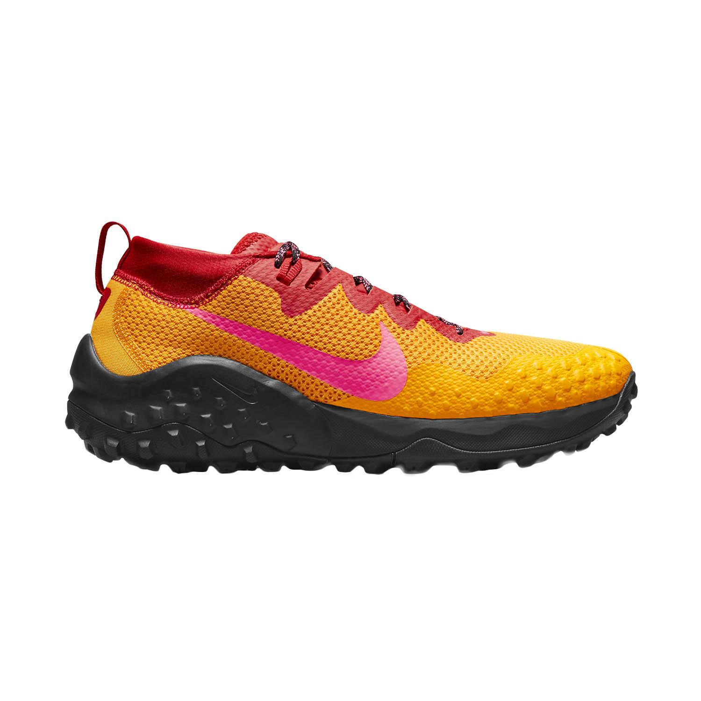 Nike Wildhorse 7 - University Gold/Total Orange/Hyper Pink