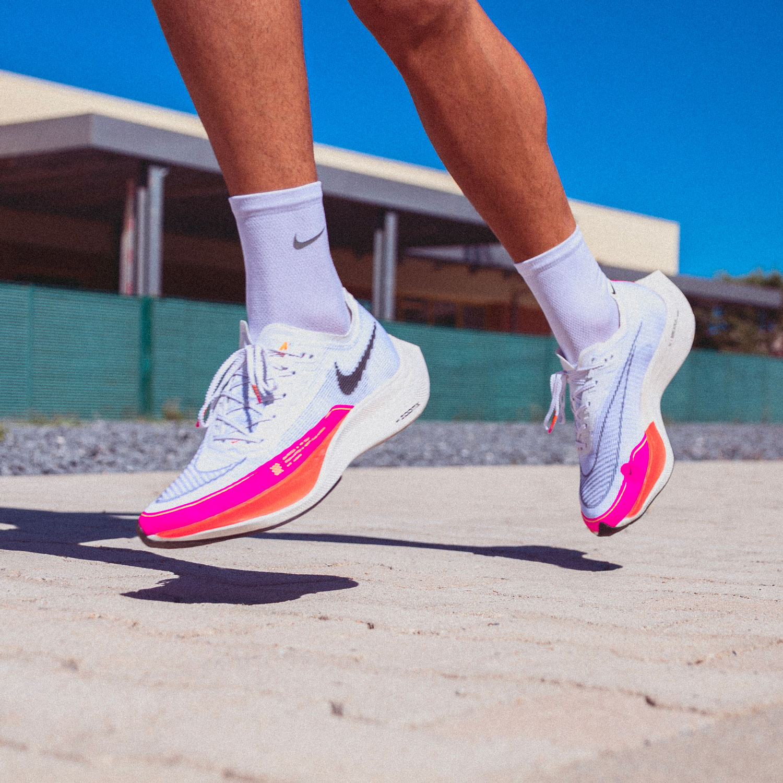 Nike ZoomX Vaporfly Next% 2 - White/Black