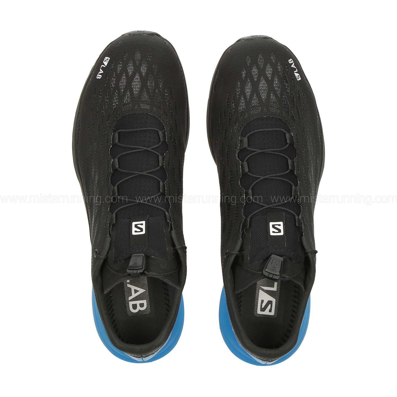 Salomon S/Lab Xa Amphib 2 - Black/Transcend Blue