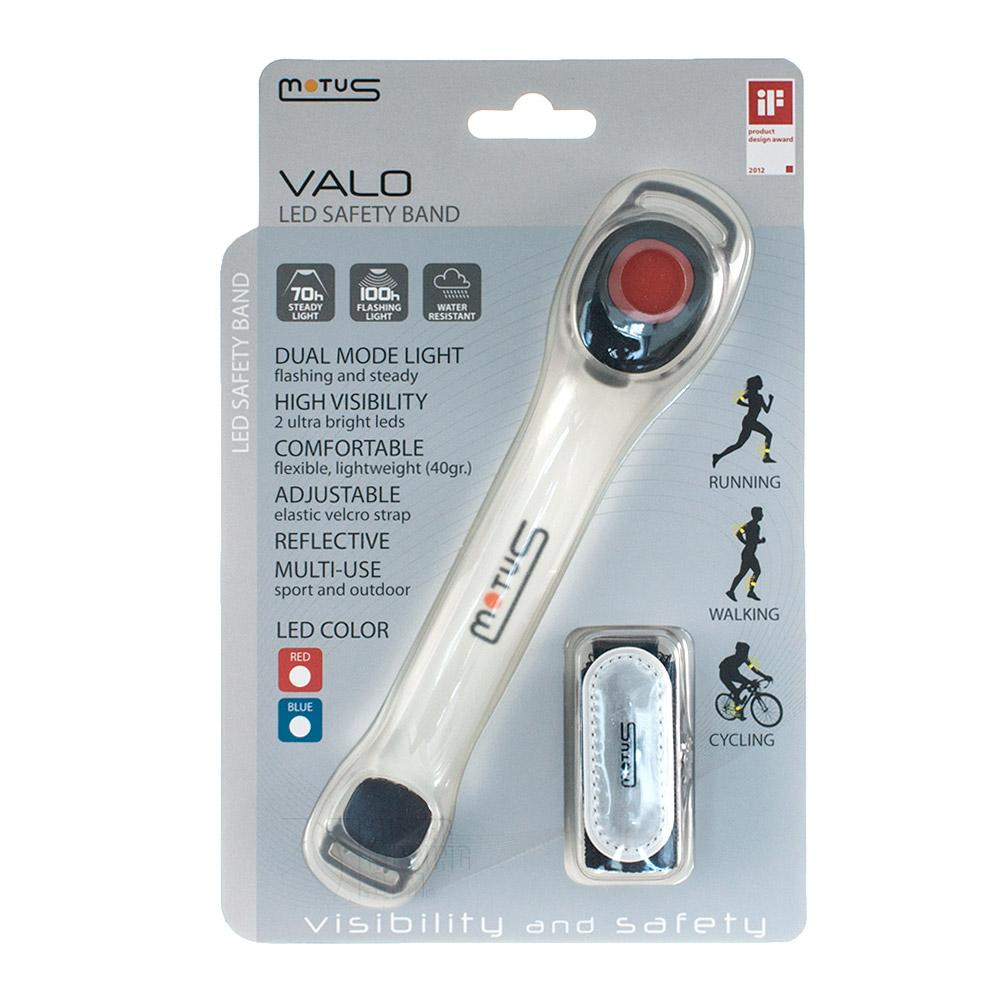 Motus Valo Safety Band - Red