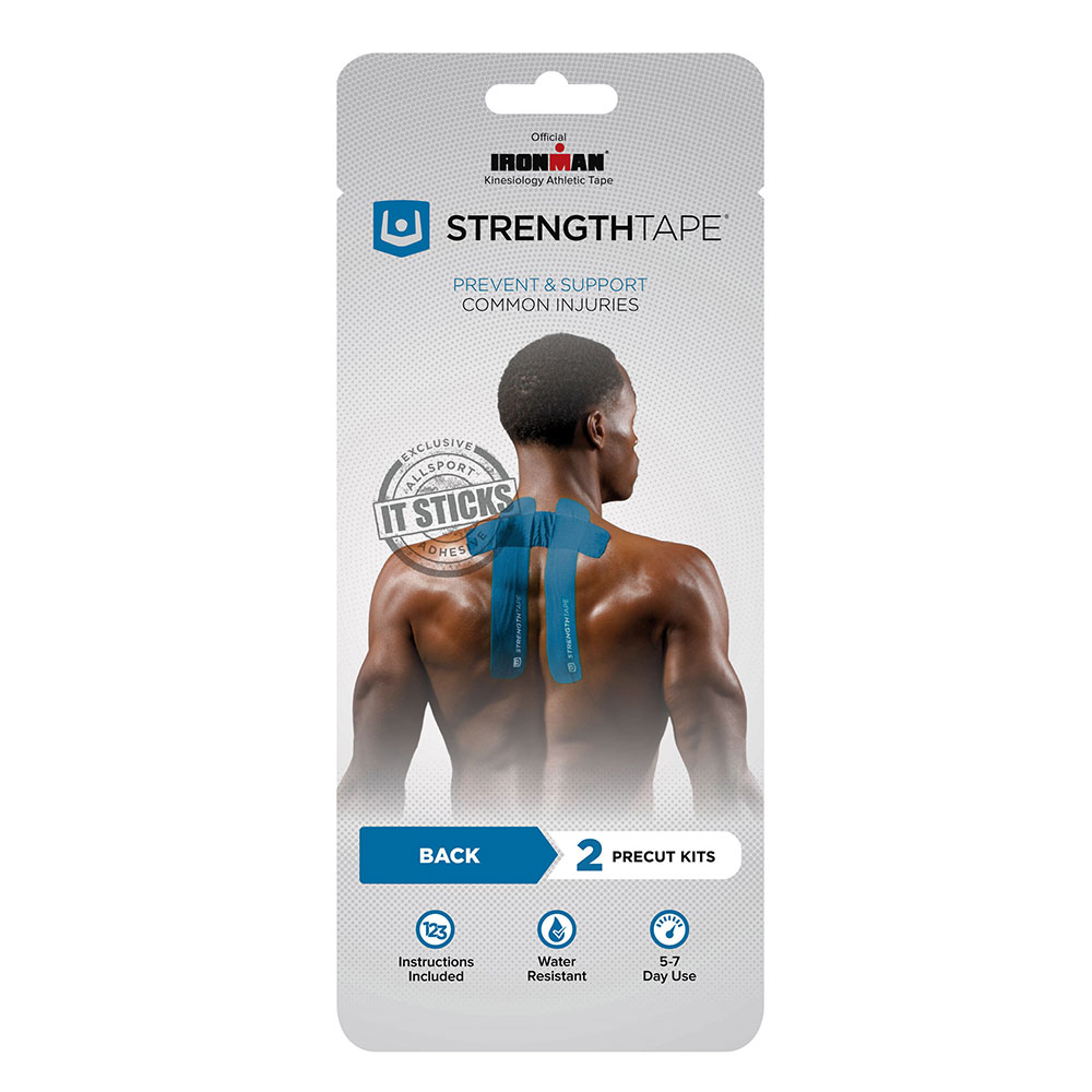Ironman Strength Tape - Neck/Back