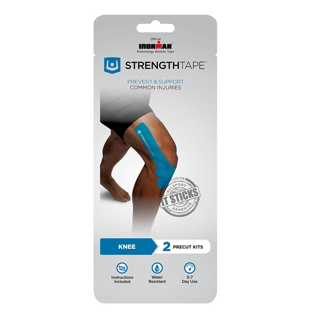 Ironman Strength Tape - Ginocchio