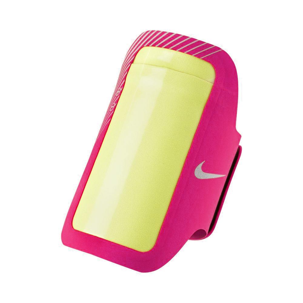 Nike E2 Performance Fascia Porta Smartphone - Pink/Silver