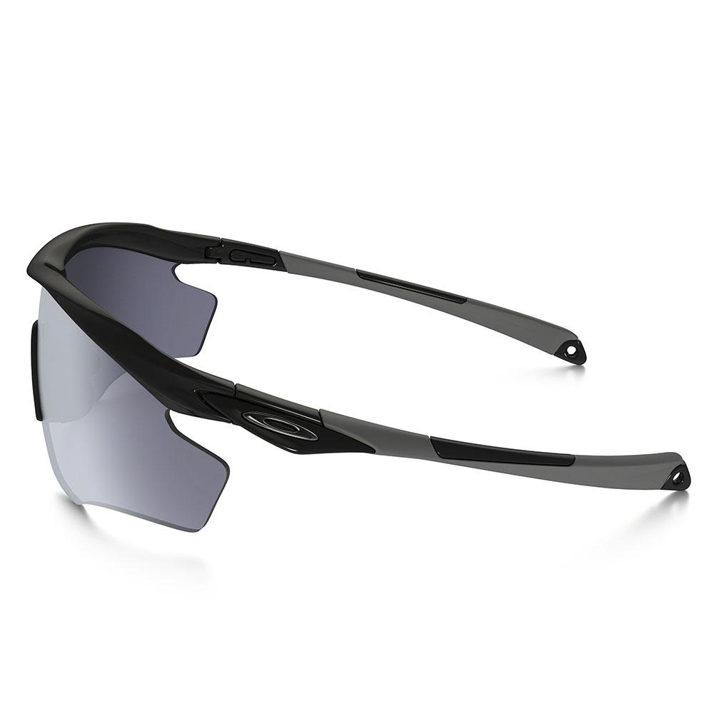 Oakley M2 Frame XL Glasses - Polished Black/Grey