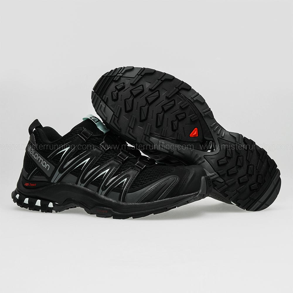 653bf64496 Salomon XA PRO 3D Women's Trail Running Shoes - Black