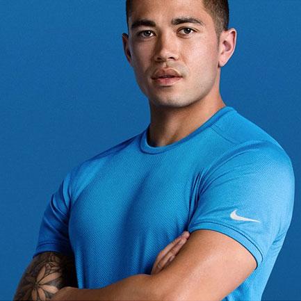 Magliette da running Nike