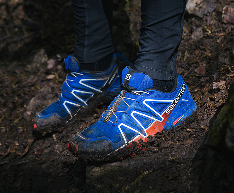 Scarpe Trail Salomon