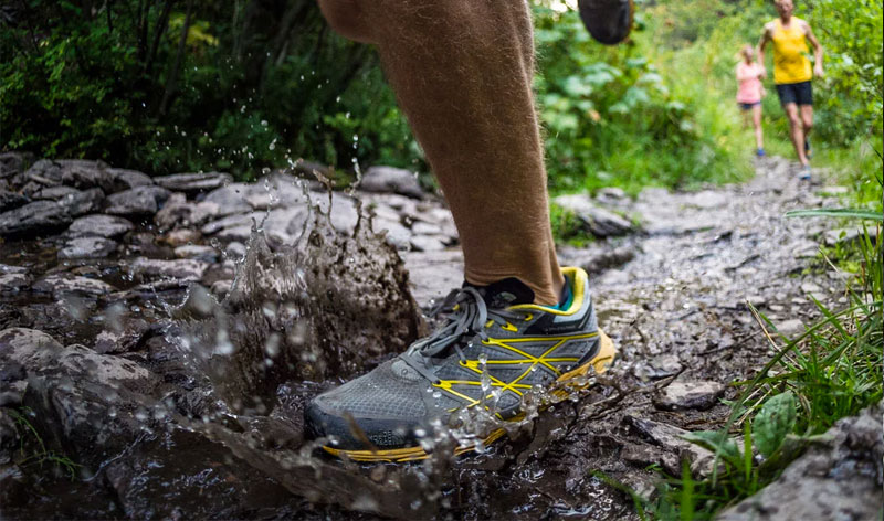 The North Face Scarpe trail Running Uomo