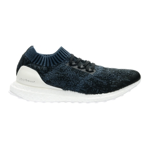 Men's Neutral Running Shoes Adidas Ultra Boost Uncaged  Black/Blue CM8278