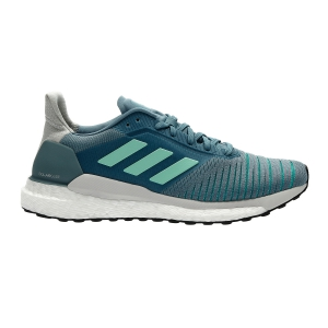 Scarpe Running Neutre Donna Adidas Solar Glide  Light Blue BB6628