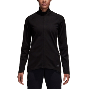 Giacca Running Donna Adidas PHX Jacket  Black CZ2257