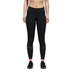 Women's Running Tight Adidas How We Do 7/8 Tights  Black DT2842