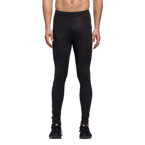 Pants Running Uomo Adidas Supernova Long Tights  Black CY5797