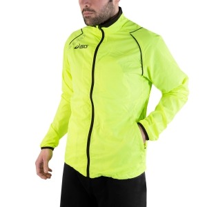 Giacca Running Uomo Asics Taurus Jacket  Yellow/Black T258Z6.8290