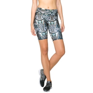 Women's Fitness & Training Short Desigual Luxury Jeans Shorts  Black/Oro 71P2SA72031