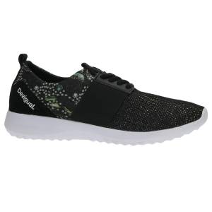 Sneakers Donna Desigual Luxury Jeans Speed  Black 71DS1B42000