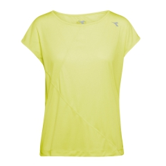 Diadora Bright T-Shirt - Yellow/Multicolor