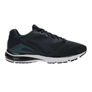 Women's Neutral Running Shoes Diadora Mythos Blushield Hip 3  Black/Dark Grey 101172859C4831