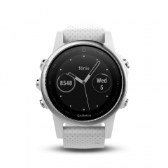 Sport Watch Garmin Fenix 5S  Silver/White 0100168500