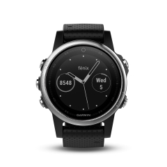 Sport Watch Garmin Fenix 5S  Silver/Black 0100168502