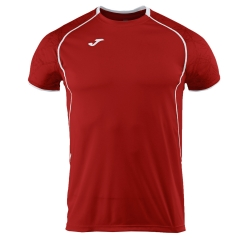 Joma Olimpia T-Shirt - Red/White