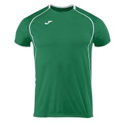 Joma Olimpia T-Shirt - Green/White