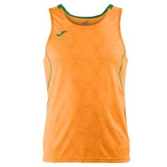 Joma Olimpia Tank - Fluo Orange/Green