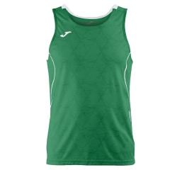 Joma Olimpia Tank - Green/White