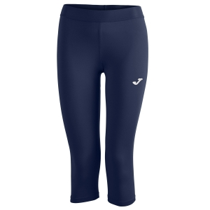 Women's Running Tight Joma Olimpia 3/4 Tights  Navy 900448.300