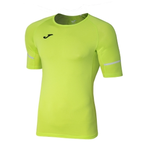 Men's Running T-Shirt Joma Race TShirt  Lime 101026.400