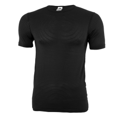 Underwear Mico Micotex 100 TShirt  Black IN 3617 007