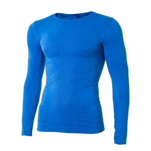 Intimo Sport Uomo Mico Active Skin Shirt  Blue IN 1431 004