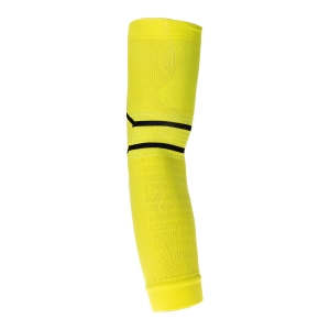 Arm Warmer Mico OxiJet Arm Sleeve  Yellow AC 1120 189