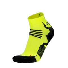 Mico Oxy-Jet Medium Socks - Volt/Black