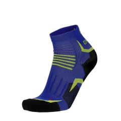 Mico Oxy-Jet Medium Socks - Blue/Volt