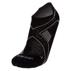 Running Socks Mico Professional Light Socks  Black CA 1503 007