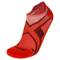 Running Socks Mico Professional Light Socks  Dark Orange CA 1503 553
