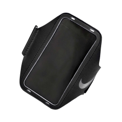 Running Armband Nike Lean Arm Band  Black/Silver N.RN.65.082.OS