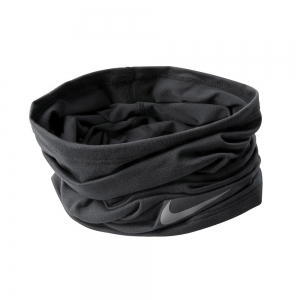 Neck Warmer Nike Running Wrap  Black/Silver N.RA.35.001.OS